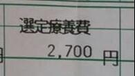 選定療養費