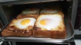 オーブントースター 食パン4枚焼き