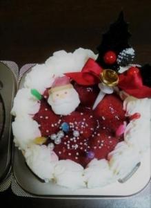 ルタオ クリスマスケーキ ペールノエル