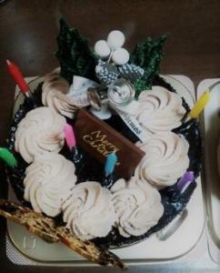 ルタオ クリスマスケーキ レンヌ~ショコラ~