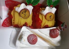 ハタダのクリスマスケーキ