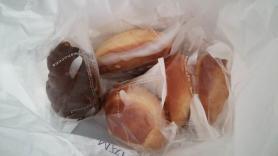まほろば 袋の中の菓子パン