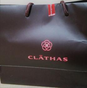 クレイサス 紙袋