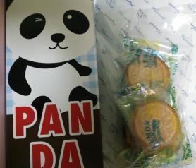アニマルスタンドパック パンダ