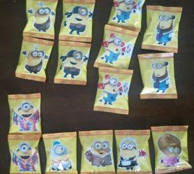 バナナチョコクッキー ミニオン 個包装