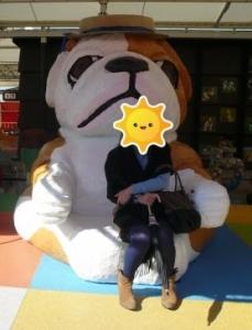 アクトランド 犬の椅子