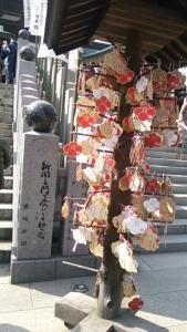 椿祭り 梅