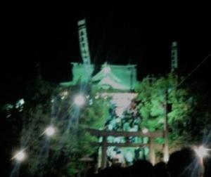 香川 津嶋神社