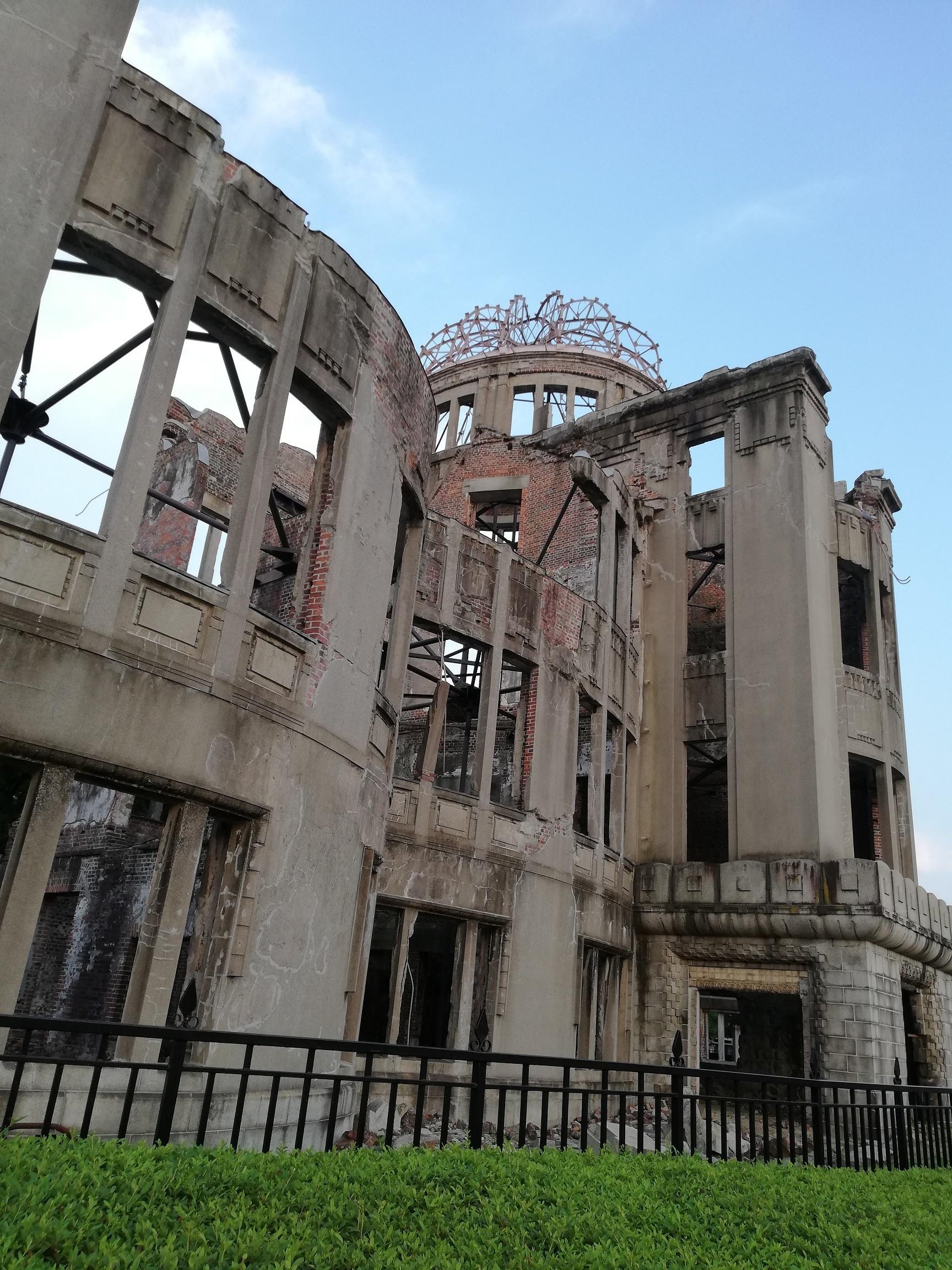 広島 原爆ドーム2