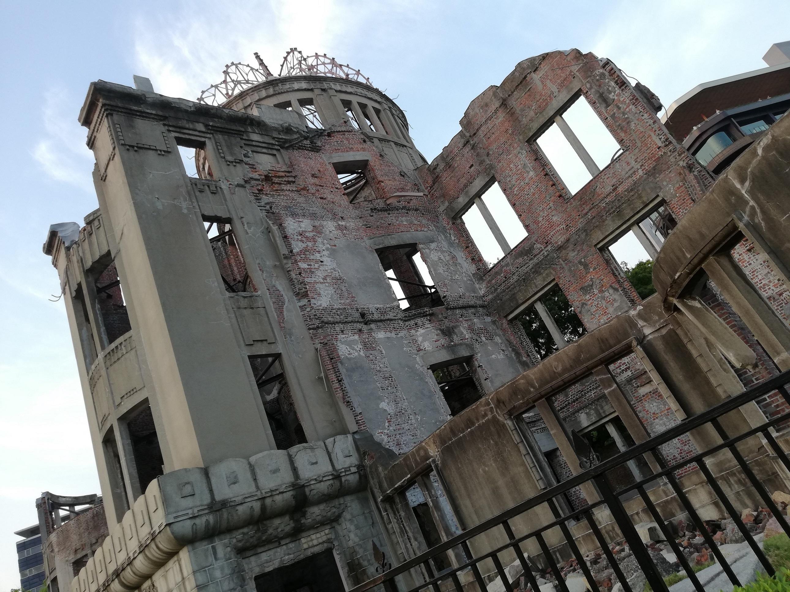 広島 原爆ドーム1