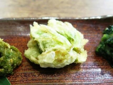 19-4-25 山菜チーズ