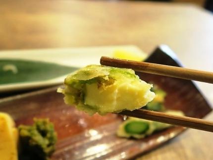 19-4-25 山菜チーズたべ