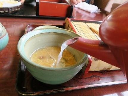 19-5-5 蕎麦湯