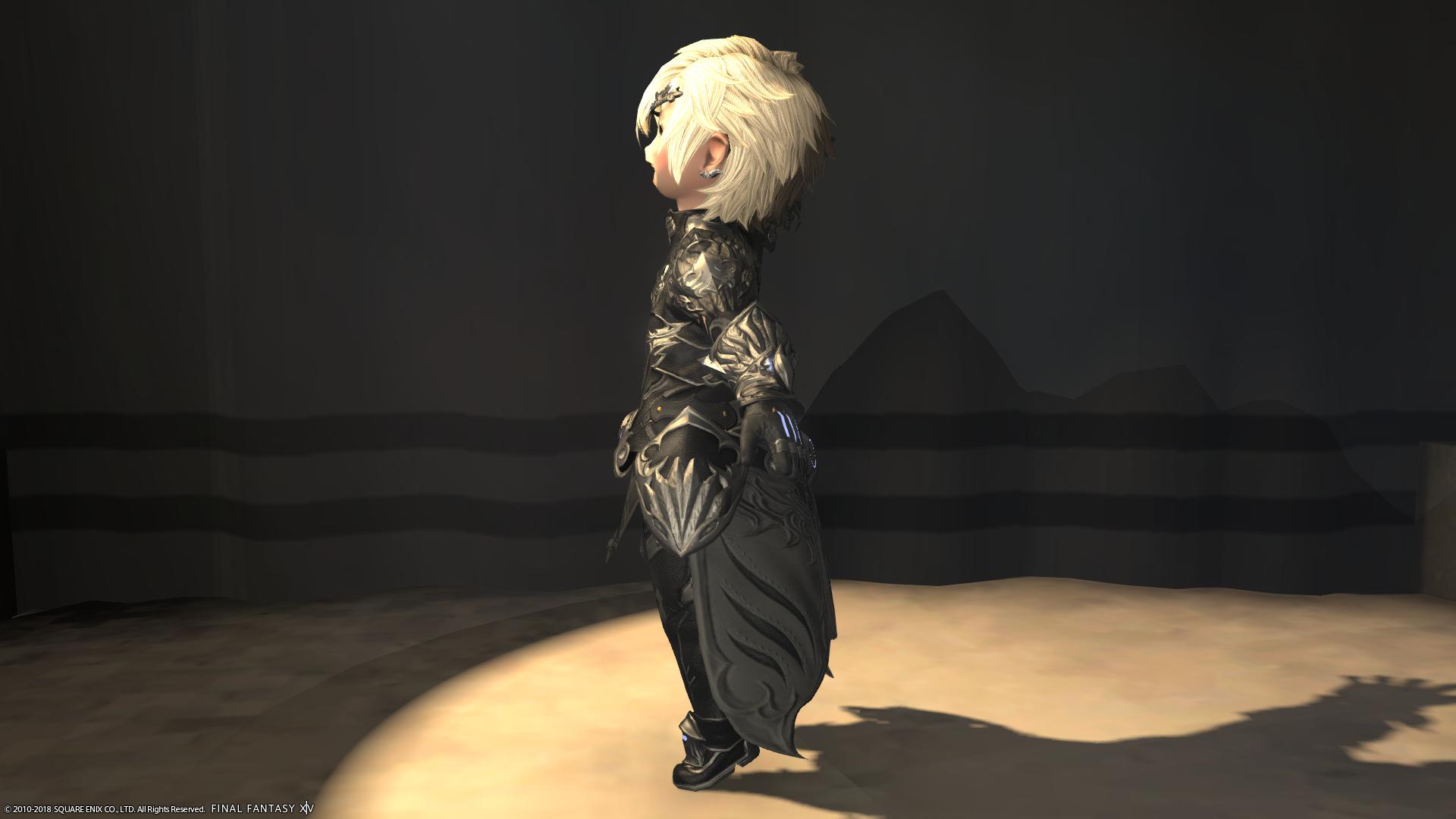 【ミラプリ】オミクロン・ディフェンダー一式【ナイト/戦士/暗黒騎士】3