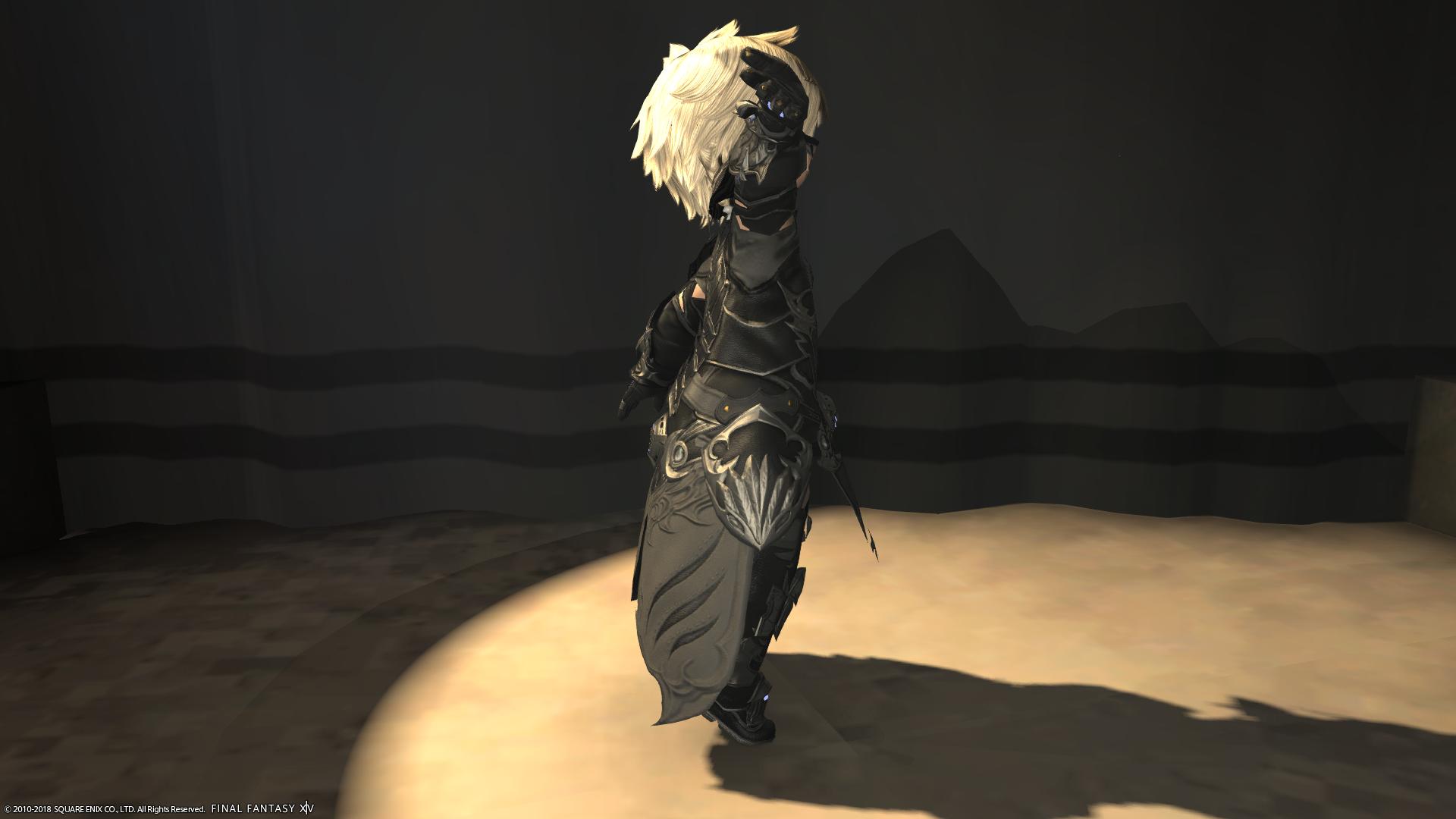 【ミラプリ】オミクロン・ディフェンダー一式【ナイト/戦士/暗黒騎士】4