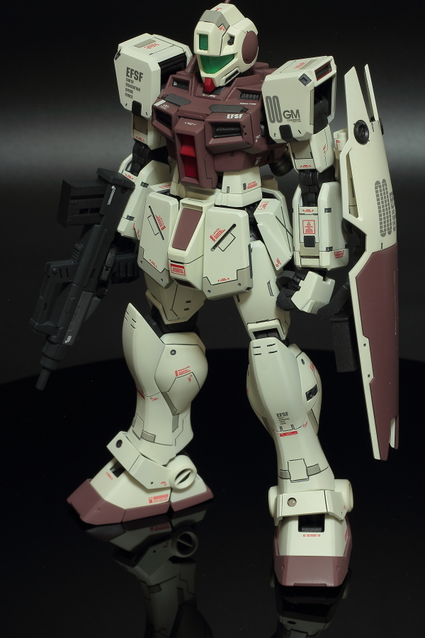 RGM-79G GM COMMAND COLONY (2)