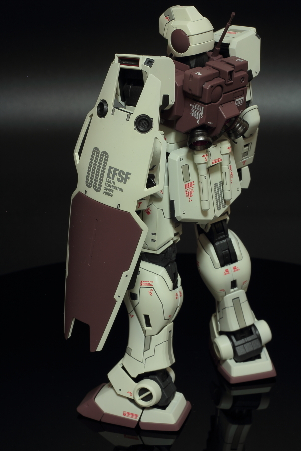 RGM-79G GM COMMAND COLONY (3)