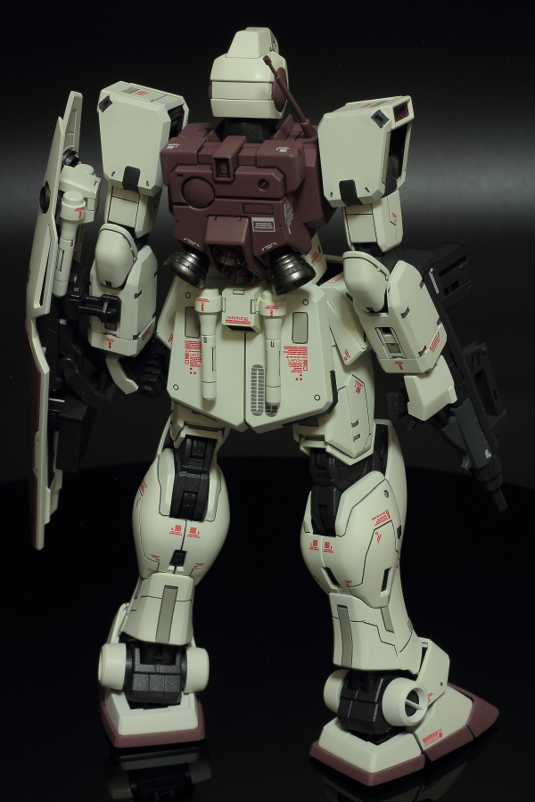 RGM-79G GM COMMAND COLONY (5)