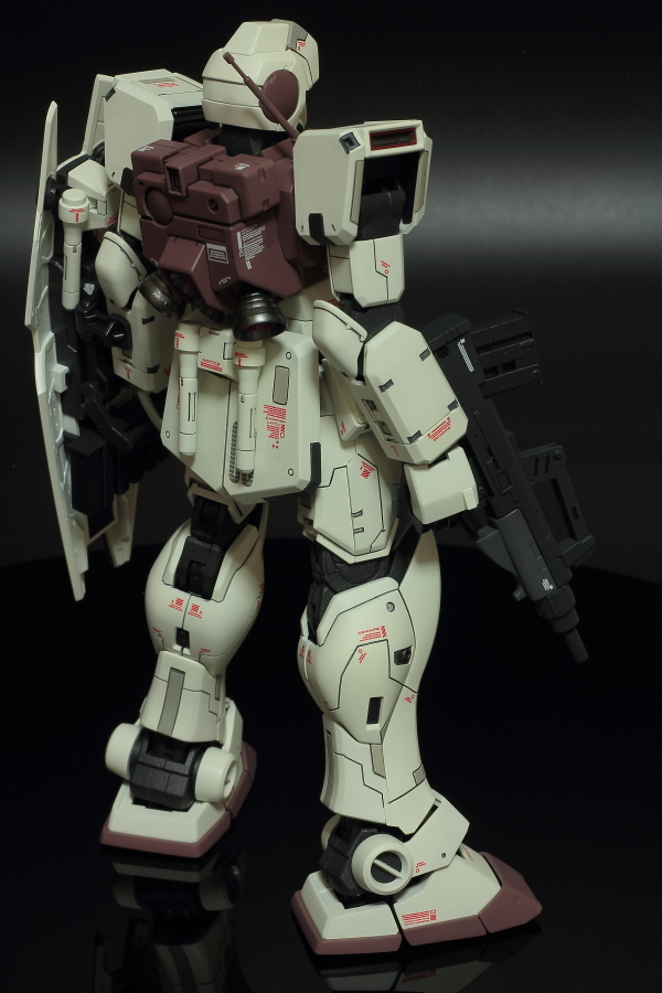 RGM-79G GM COMMAND COLONY (6)
