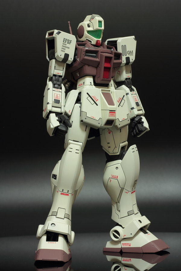 RGM-79G GM COMMAND COLONY (7)