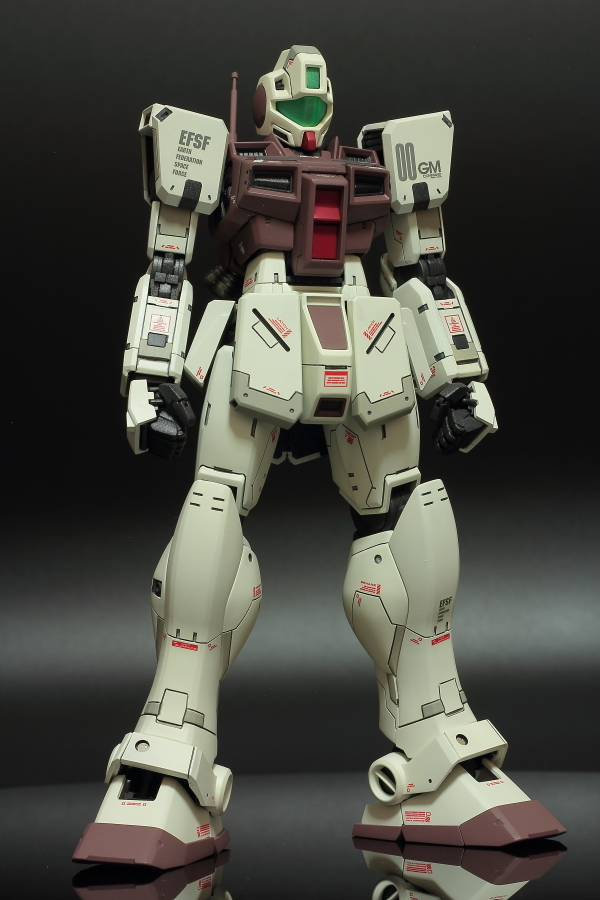 RGM-79G GM COMMAND COLONY (8)