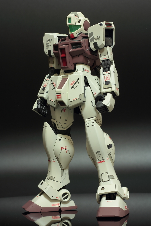 RGM-79G GM COMMAND COLONY (10)