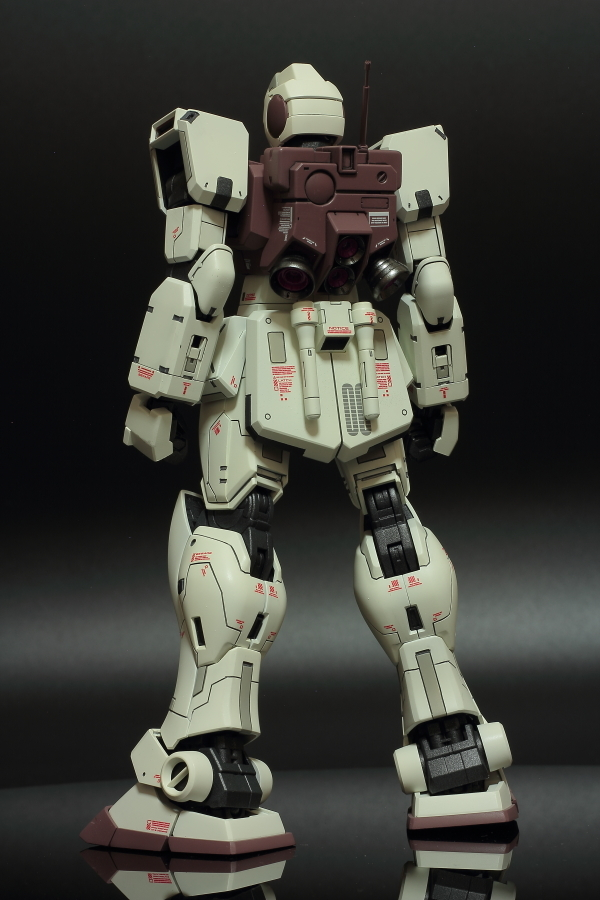 RGM-79G GM COMMAND COLONY (12)