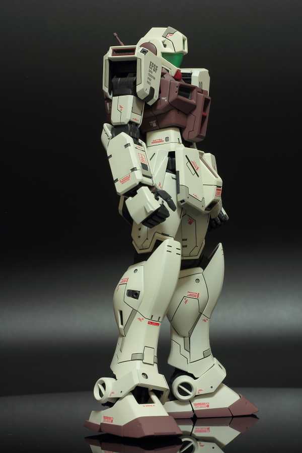 RGM-79G GM COMMAND COLONY (14)