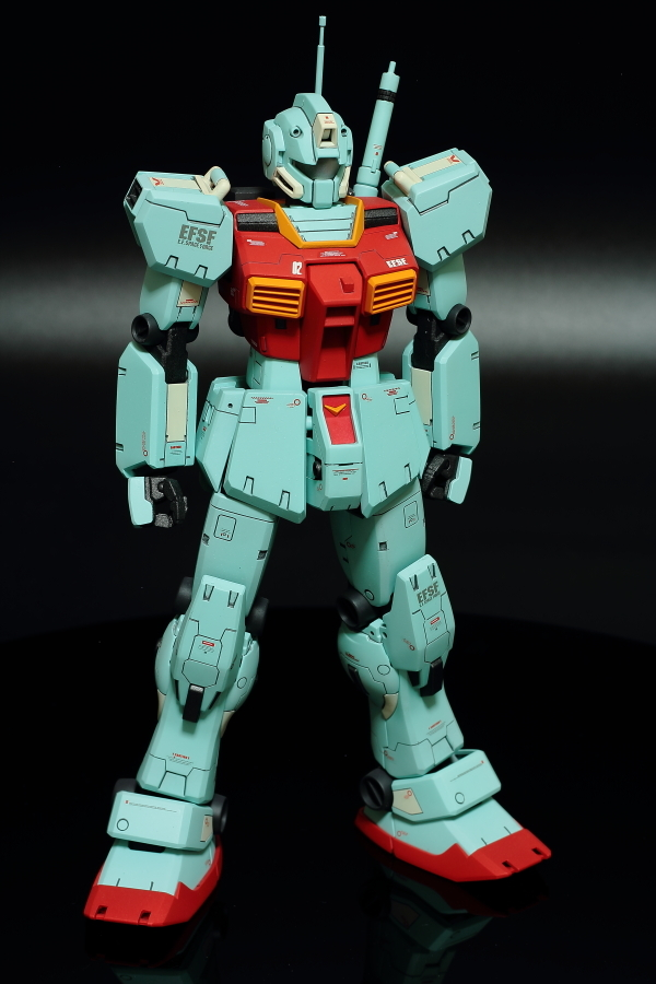 RGM-79C GM TYPE C SPACE (2)