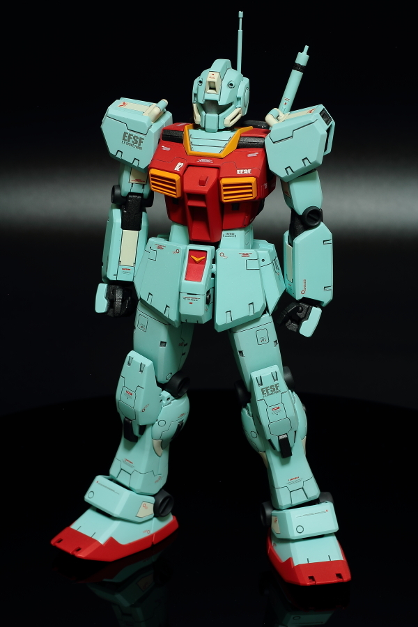 RGM-79C GM TYPE C SPACE (3)