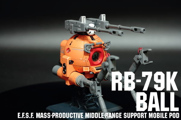 RB-79K BALL TOP