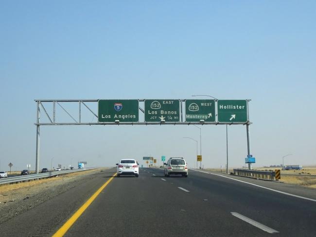 I-5 Los Banos