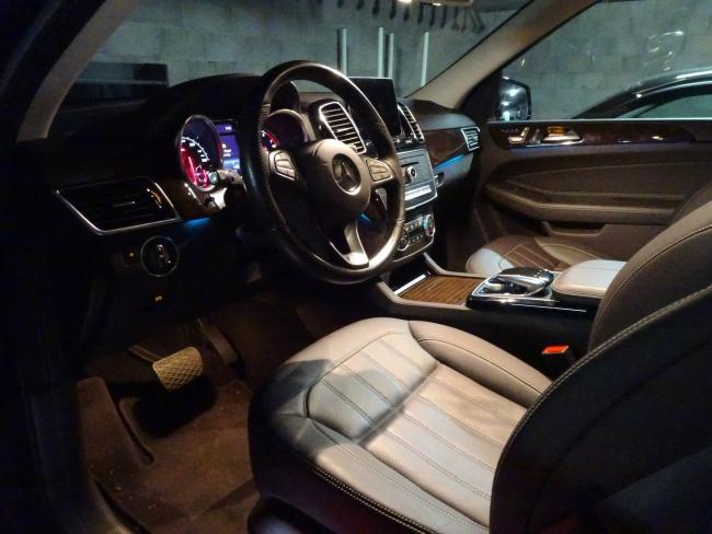GLS450 Drivers seat