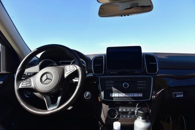 GLS450 Driver seat