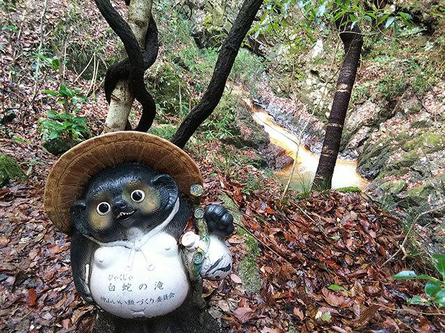 鶏鳴の滝11