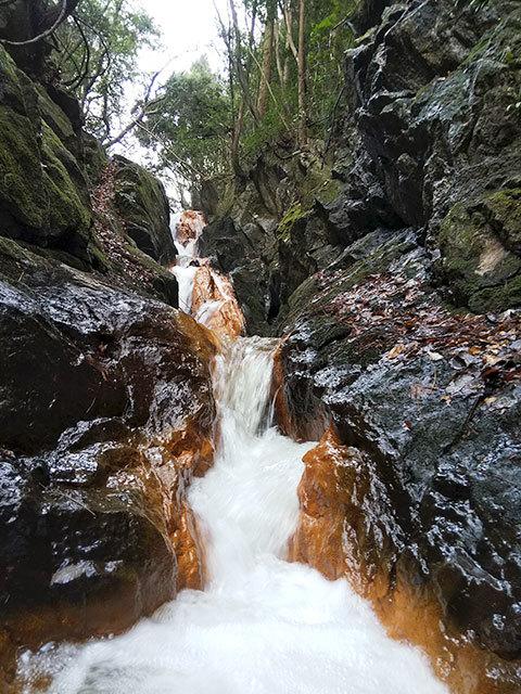 鶏鳴の滝12