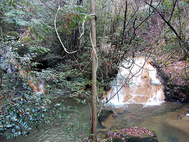 鶏鳴の滝06