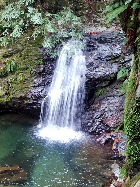 雨乞の滝10