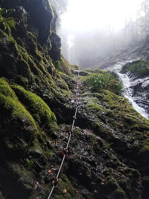 雨乞の滝31