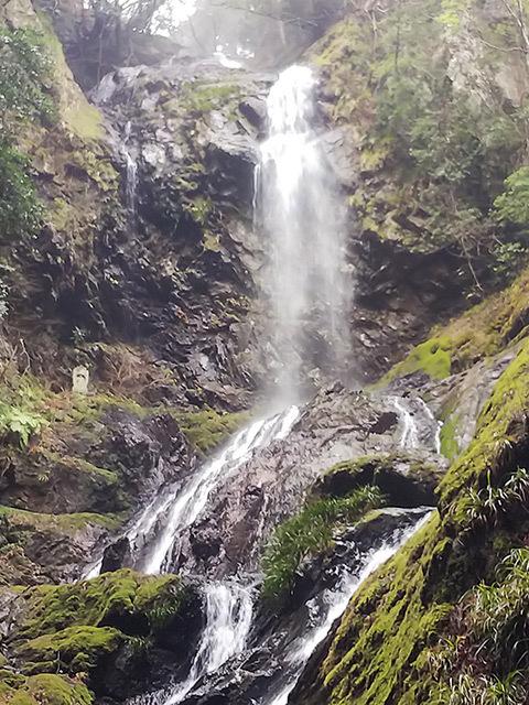 雨乞の滝32