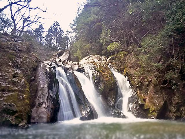 三筋の滝03