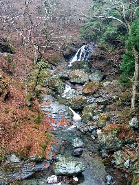 魚止の滝2