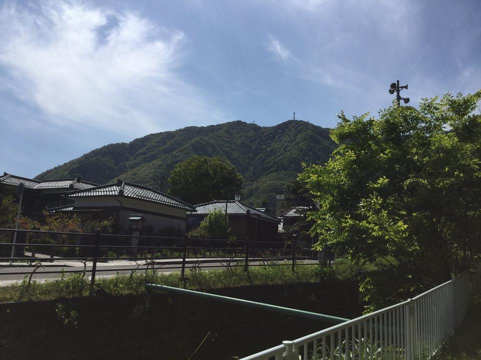 いざ、彌彦神社へ