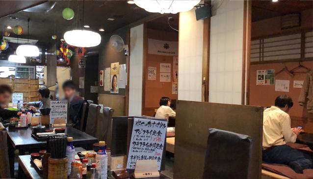 源氏店舗内
