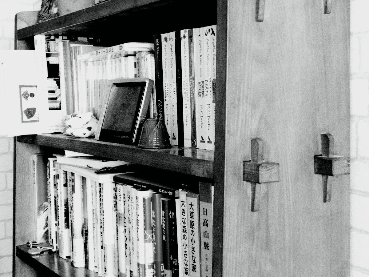 book shelf190819