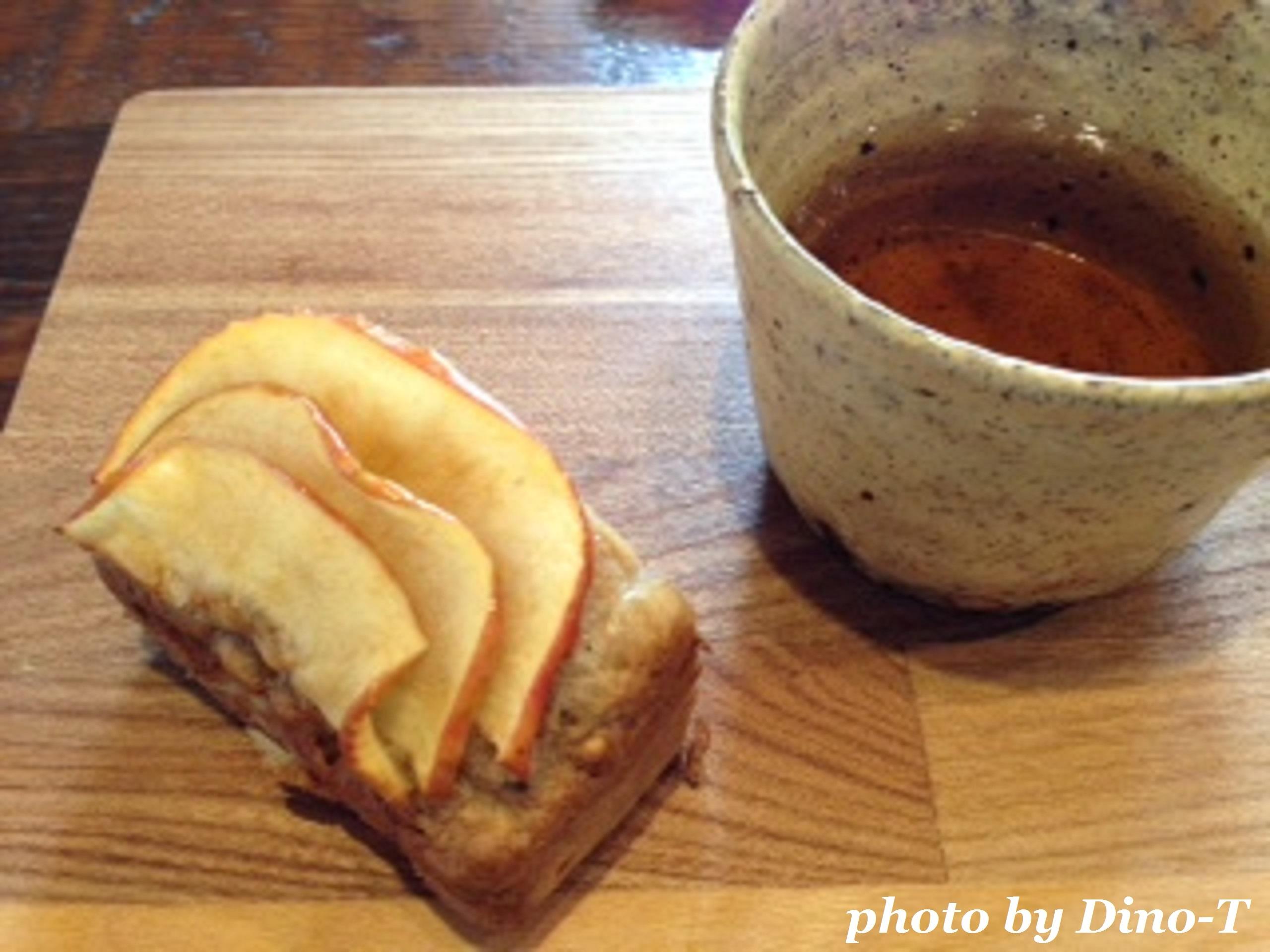 りんごのパウンドケーキ1