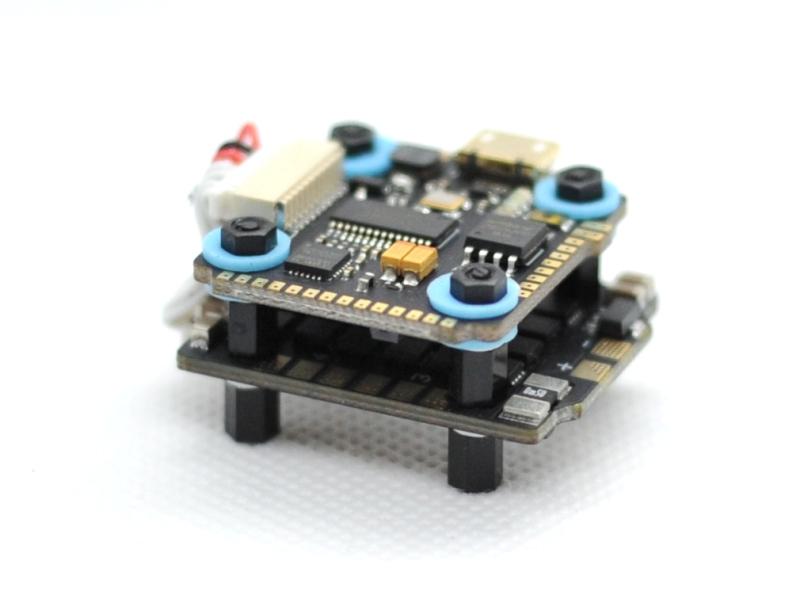 自作 iFlight iX2 Lite (2) / フライトコントローラー&ESC