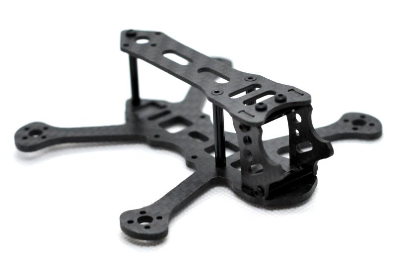 SPCMAKER K25 110mm Frame Kit