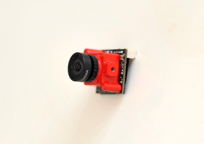 自作 BABYHAWK-R (4) / カメラ