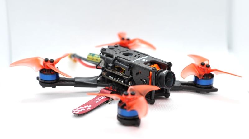 自作 iFlight iX2 Lite (6) / フライトコントローラー交換